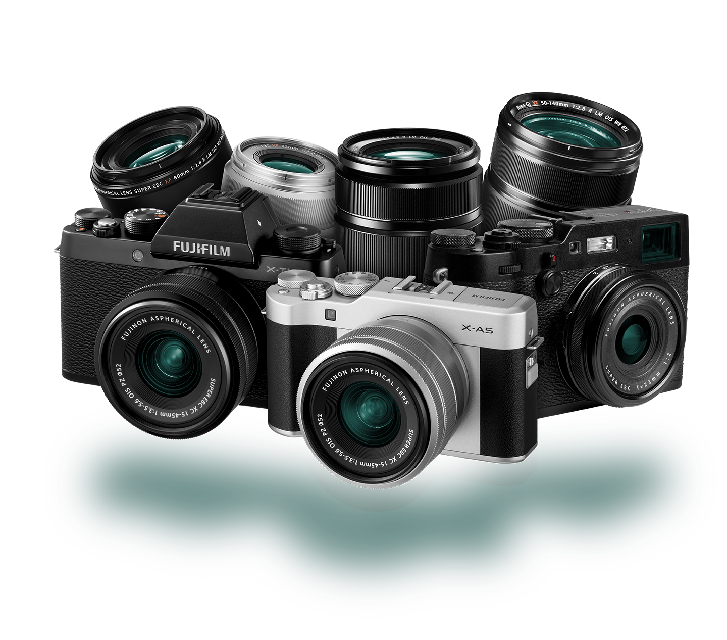 Fujifilm Winter Promotion 2018 Russia