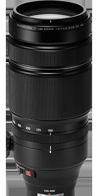 XF100-400mmF4.5-F5.6 R LM OIS WR